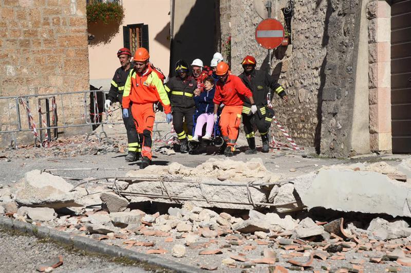 Italia Terremoto