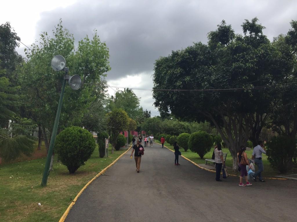Parque Queretaro 2000