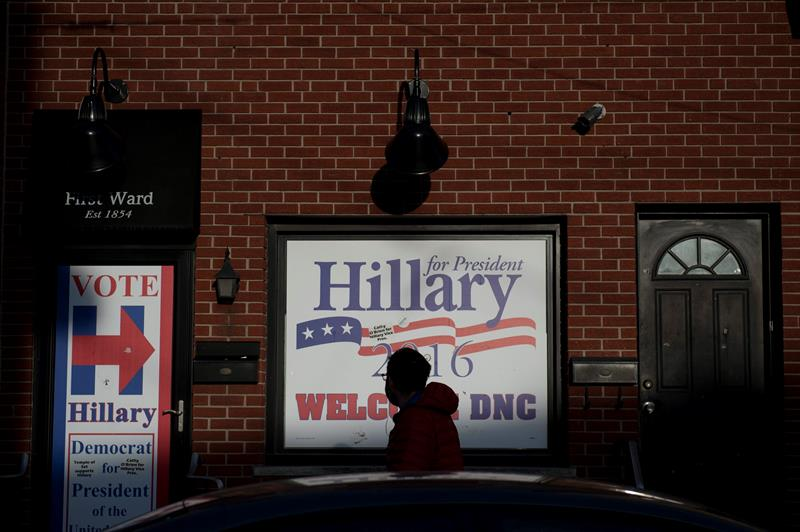 Vota Clinton