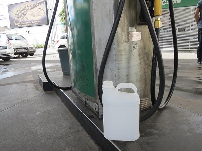 Almacenamiento de combustible