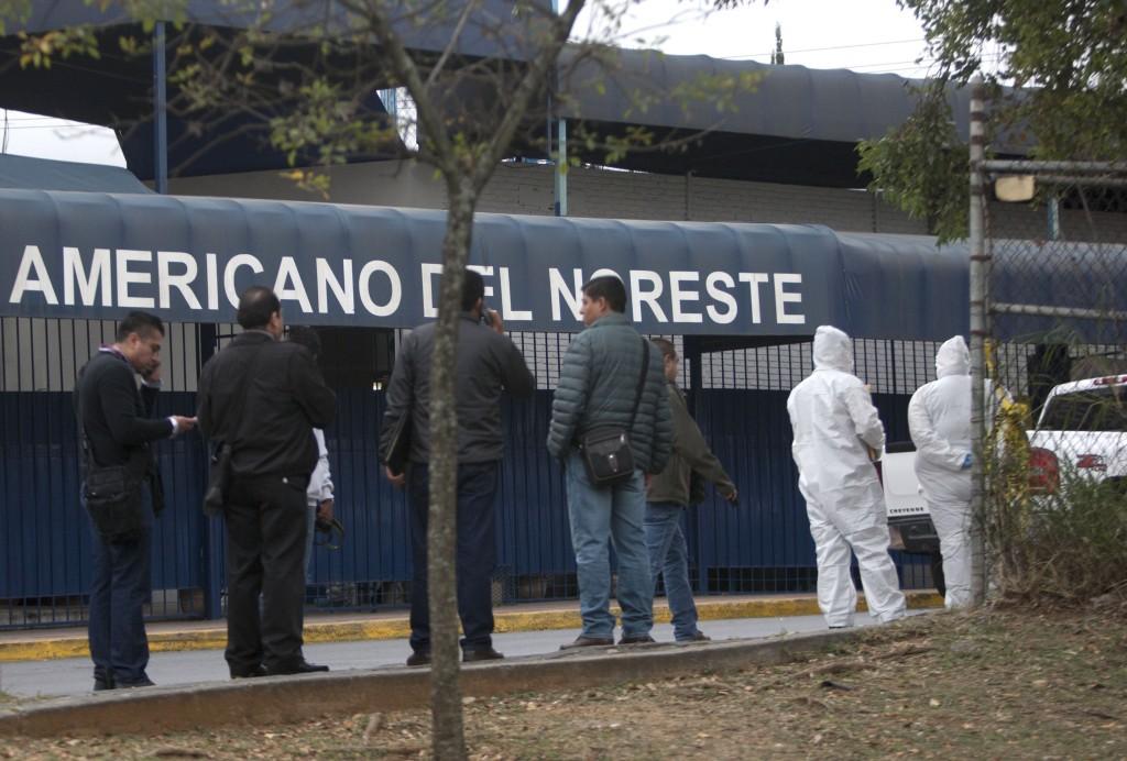 Estudiante mexicano ataca a tiros a su colegio y causa heridas a 5 personas