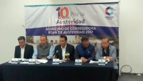 Austeridad Corregidora