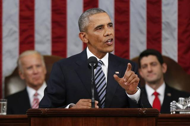 Obama State of Union