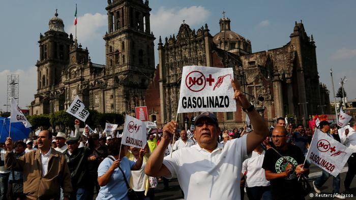 """Alertan científicos e investigadores mexicanos del enorme costo social del """"gasolinazo"""""""