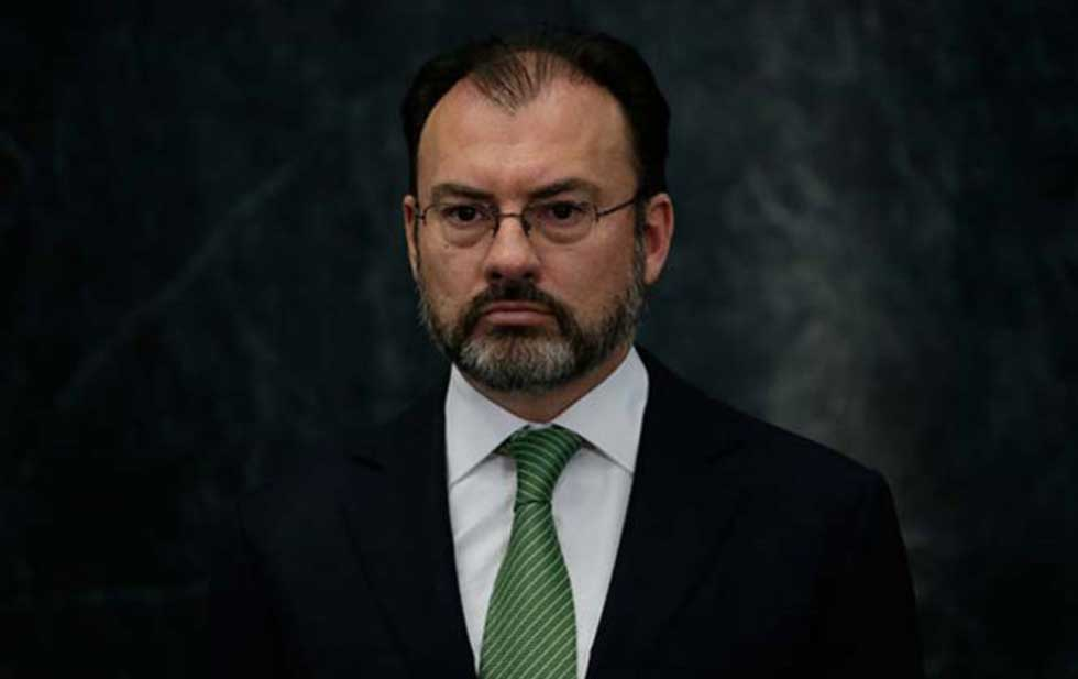 México agradece el respaldo recibido por varios países ante acciones de Trump