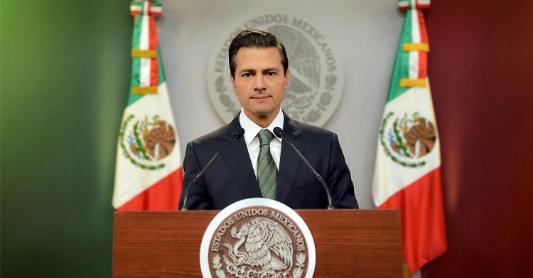 Peña Nieto interpone controversia constitucional a Ley de Telecomunicaciones