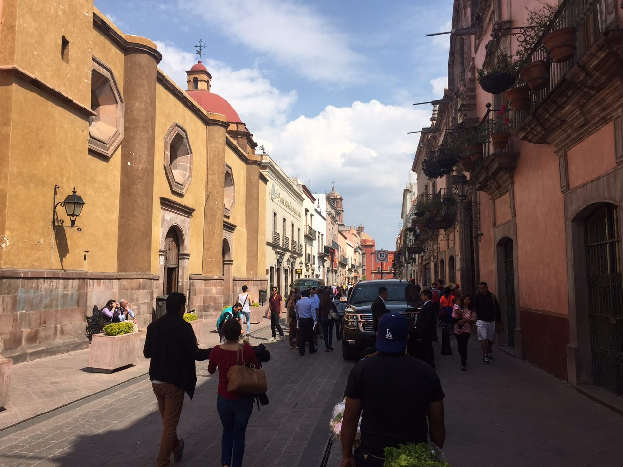 Así impactó la pandemia en los negocios del Centro Histórico de Querétaro