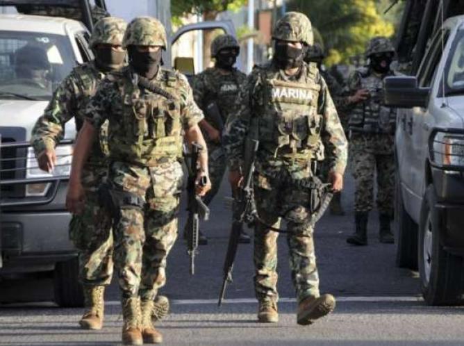 """Muere sobrino de """"El Ojos"""" en operativo de la Marina"""