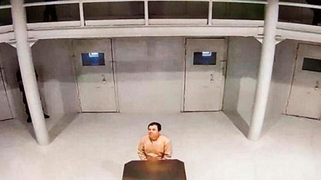 Comienza juicio contra el Chapo entre fuertes medidas de seguridad para elegir jurado