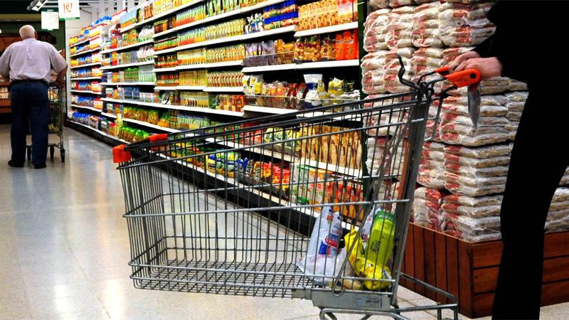 Consumo productos mercados