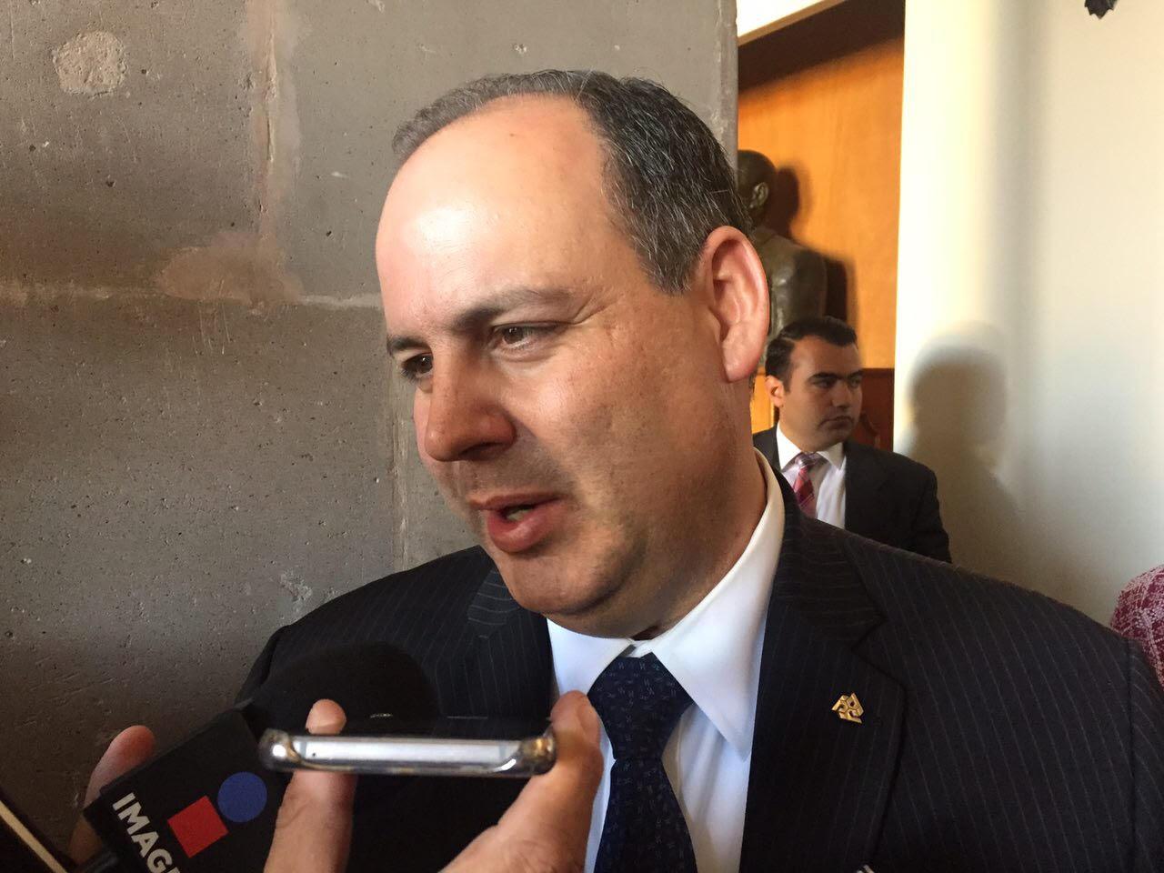 Presidente de la Coparmex a nivel nacional reconoce a Querétaro por el Sistema Estatal Anticorrupción