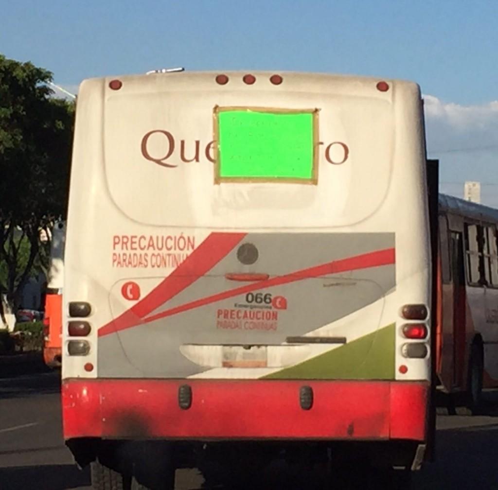 Uber no podrá operar en Querétaro