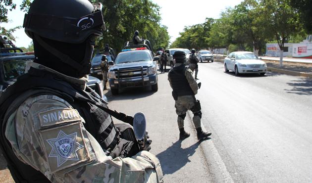 Policia Sinaloa