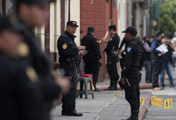 Ataque armado en guatemala