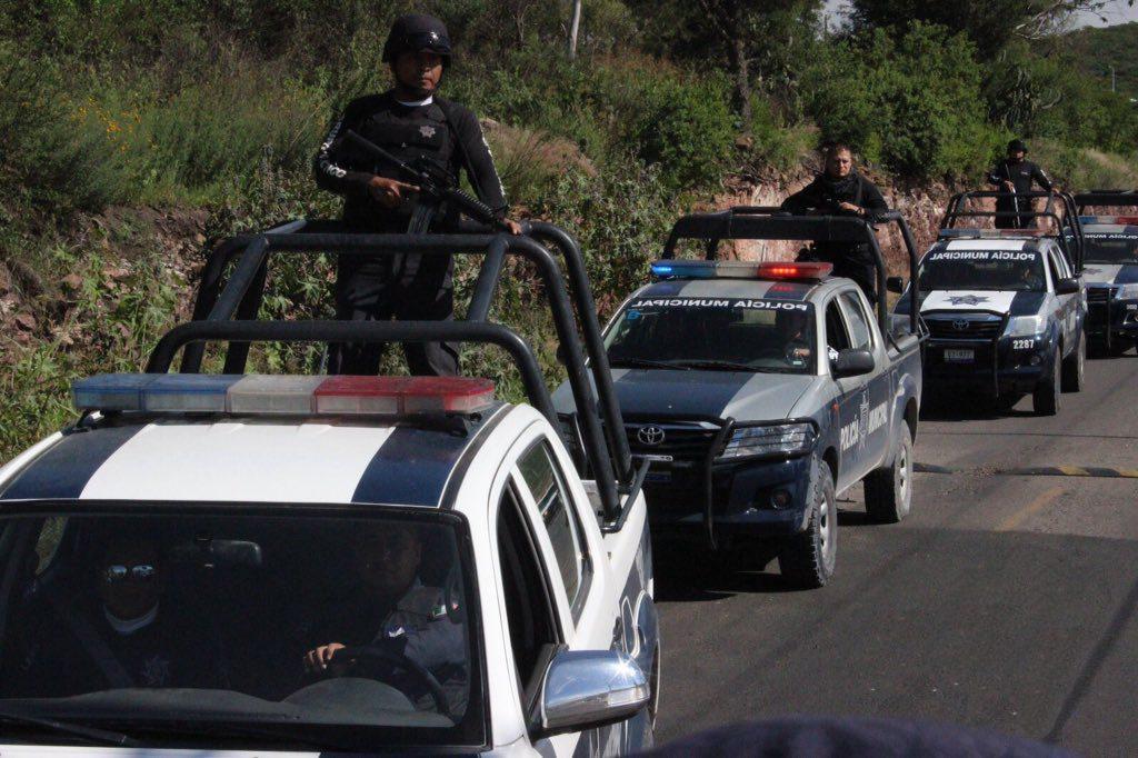 Policía de El Marqués