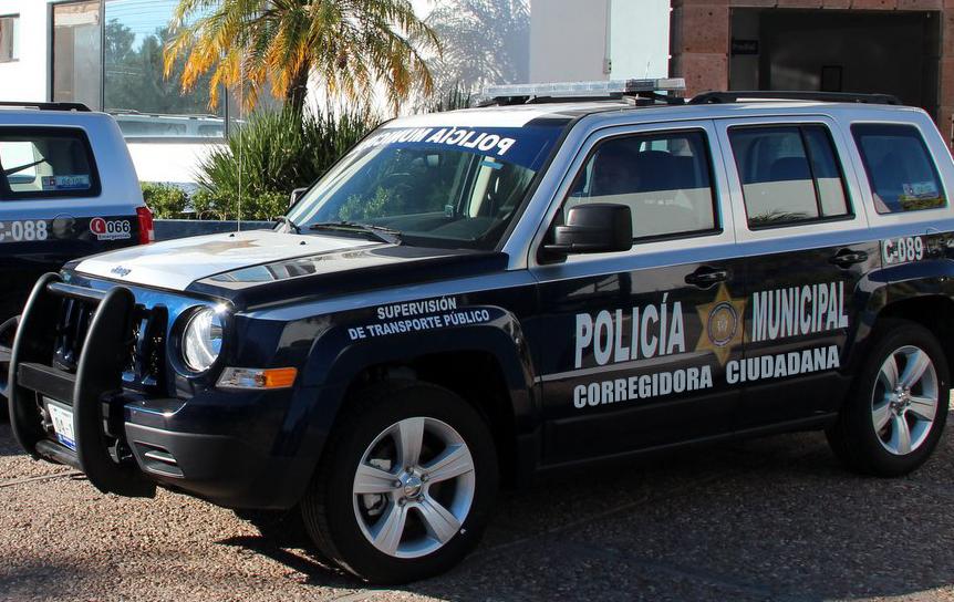 policía corregidora