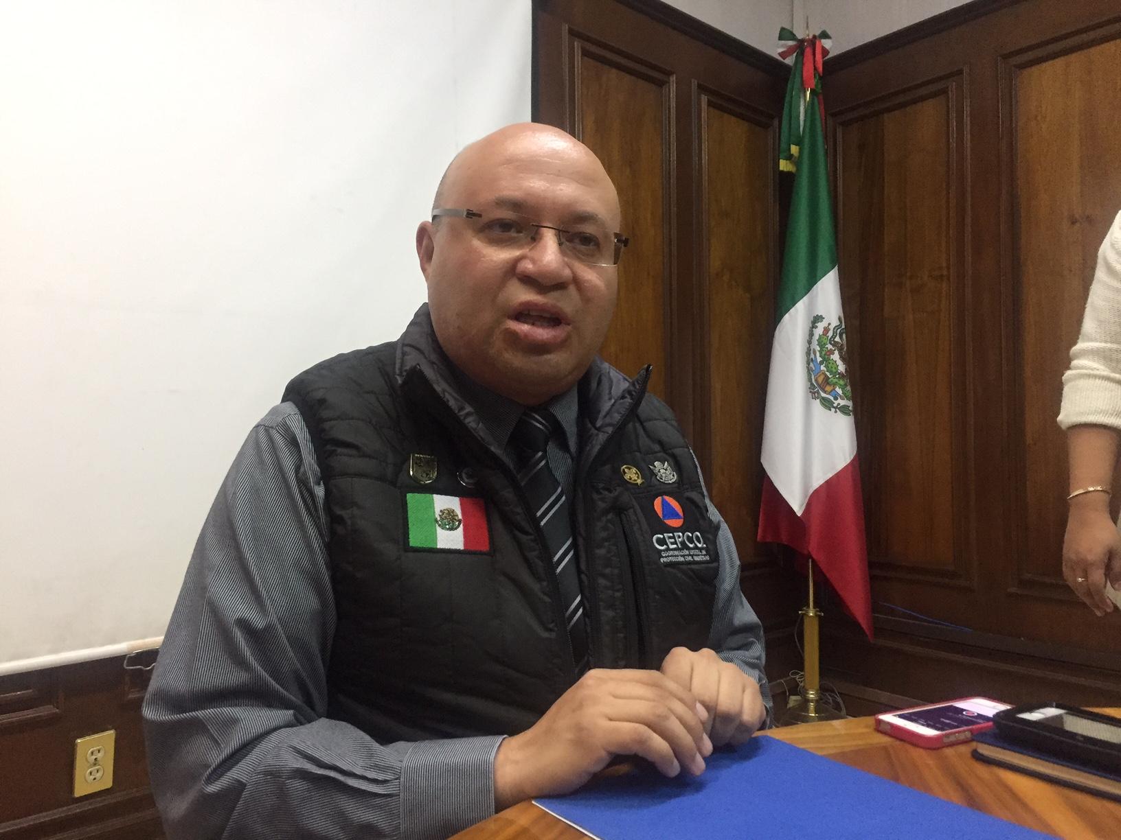 Protección Civil Estatal realizará simulacro de contingencia el próximo 19 de septiembre