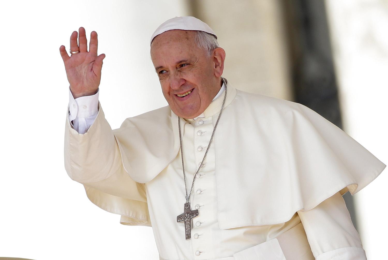 Reconoce el papa Francisco uniones civiles entre personas del mismo sexo