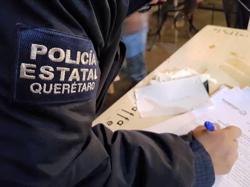 Policia Estatal Archivo