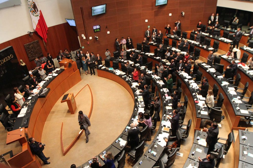 RATIFICA PLENO DEL SENADO A SEIS INTEGRANTES DE CFCE