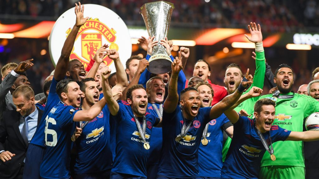 UEFA Europa League Final - Ajax v Manchester United