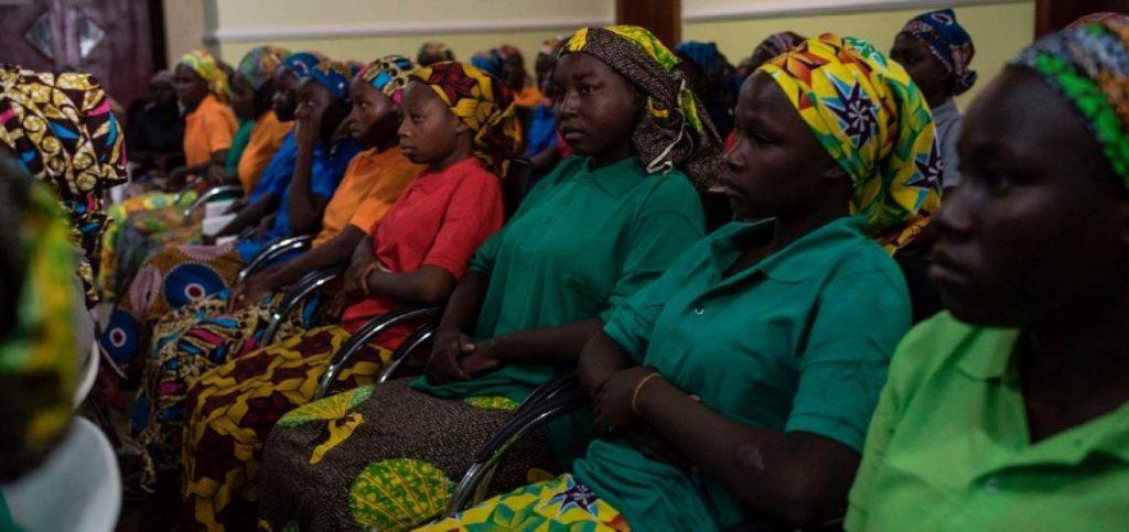 Chicas de Chibok