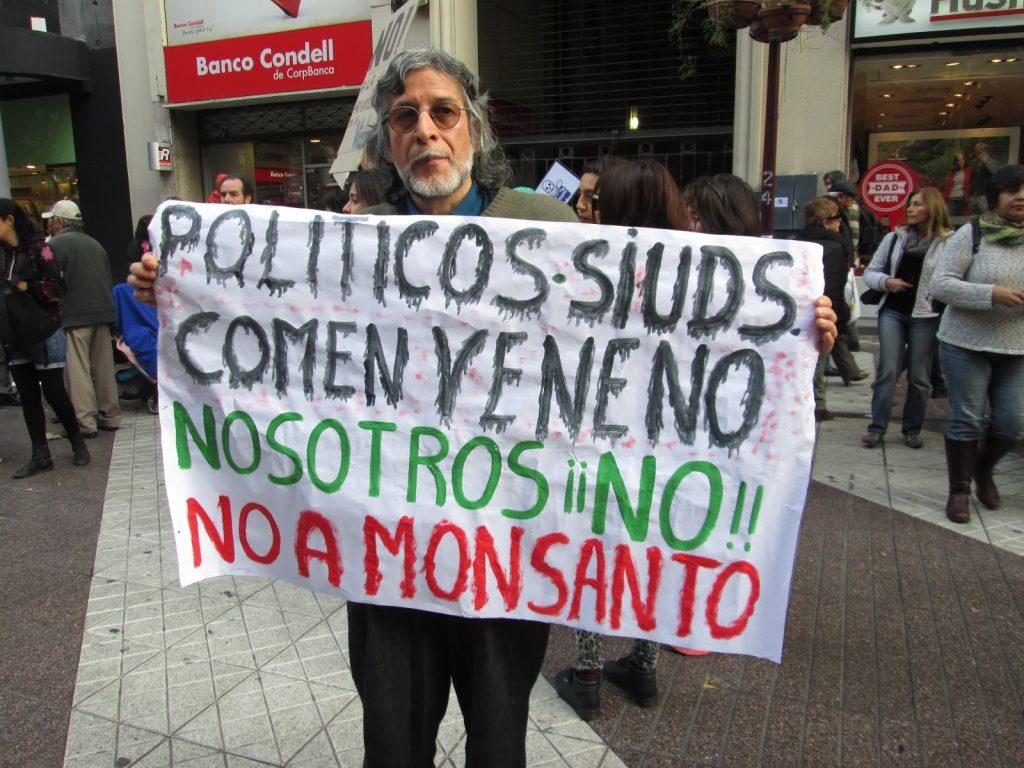 Chile contra Monsanto