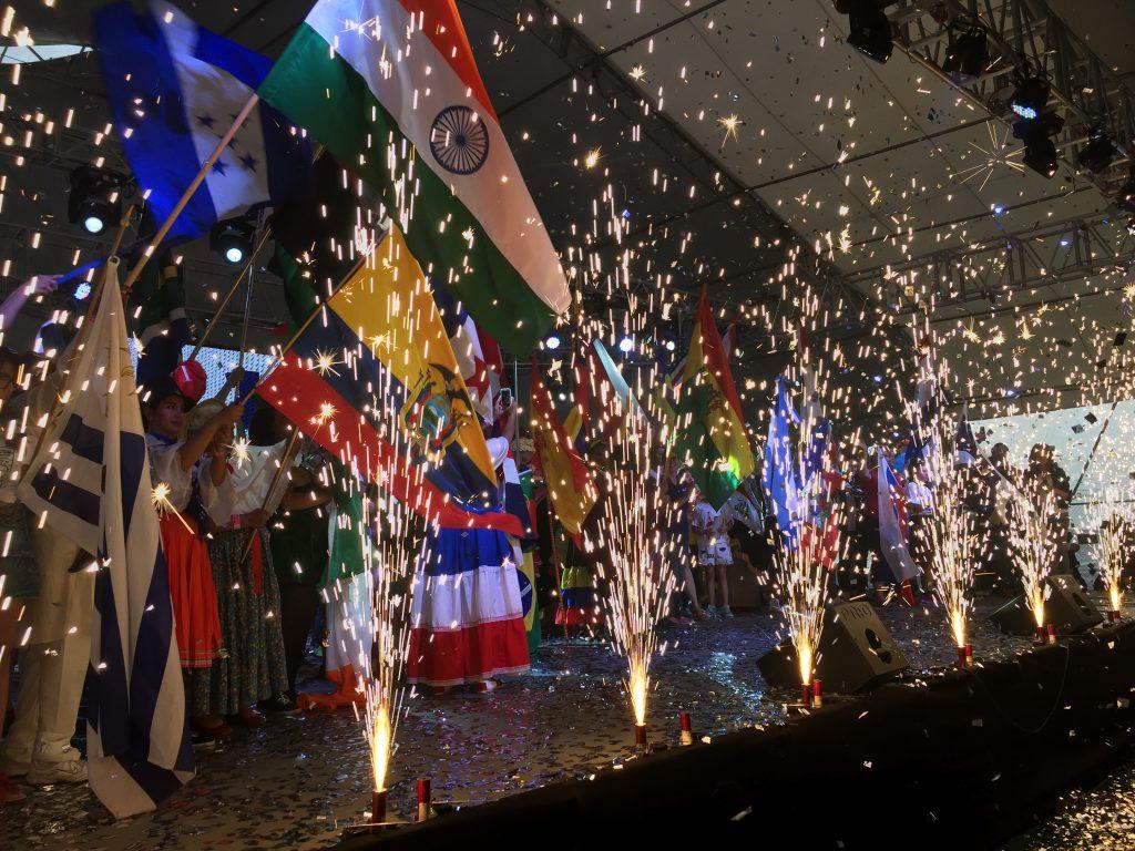 Clausura Festival Comunidades Extranjeras