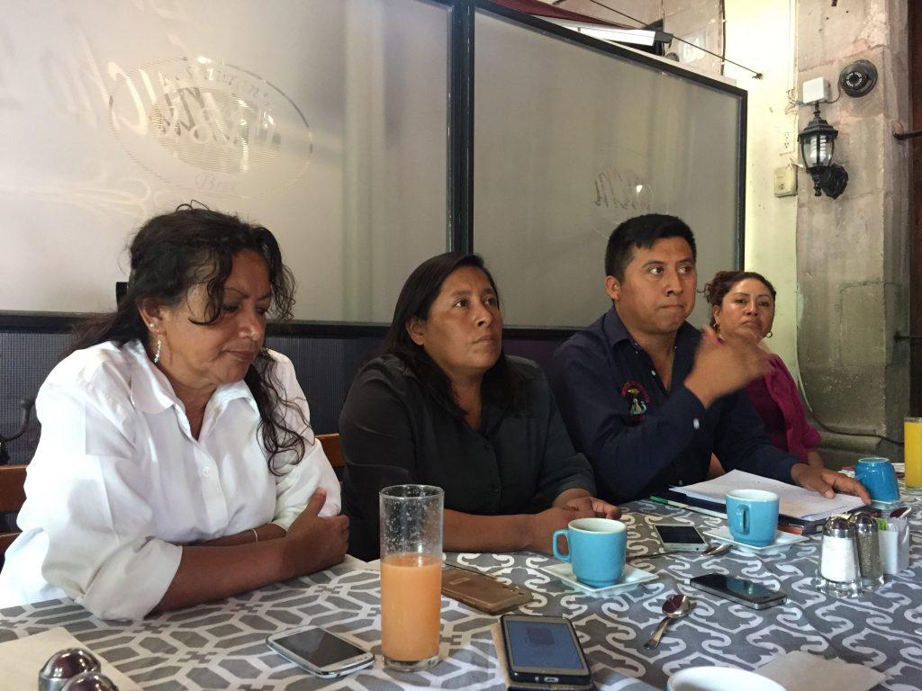 En Morelos hay violencia gubernamental de Graco Ramírez contra pobladores de Totolapan