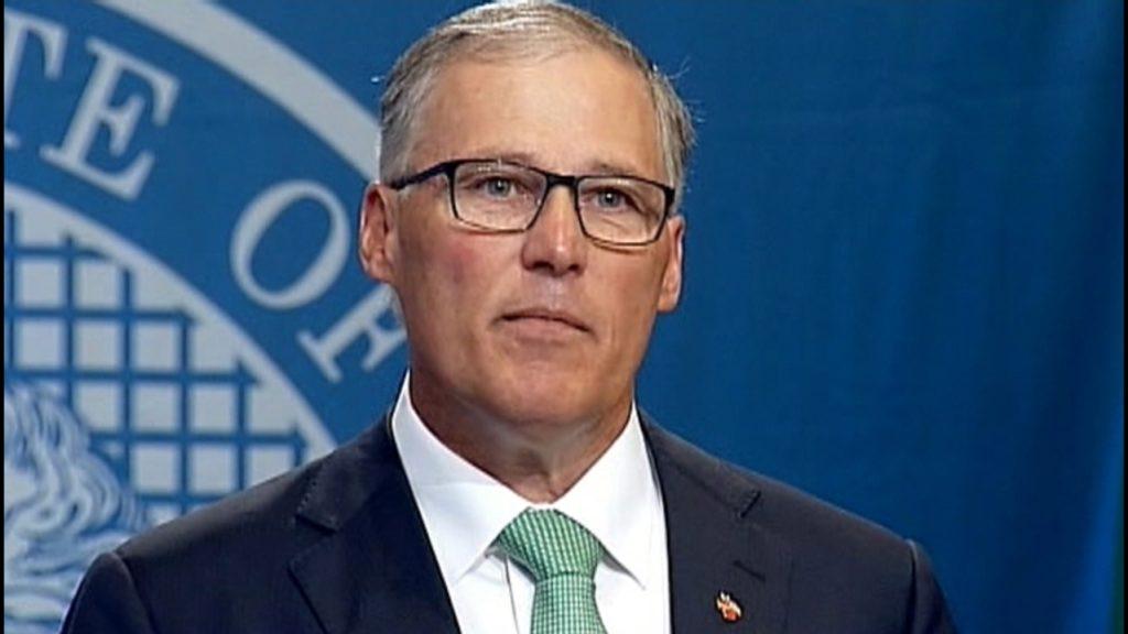 Jay Inslee, gobernador de Washington