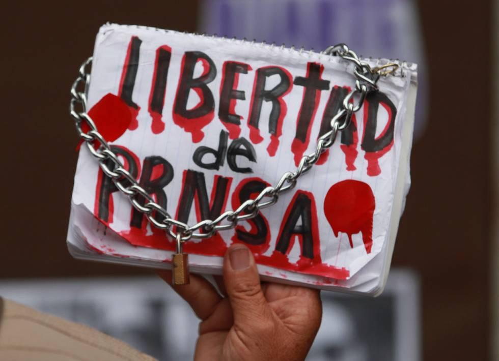 ONU y CIDH exigen poner fin a violencia contra periodistas en México