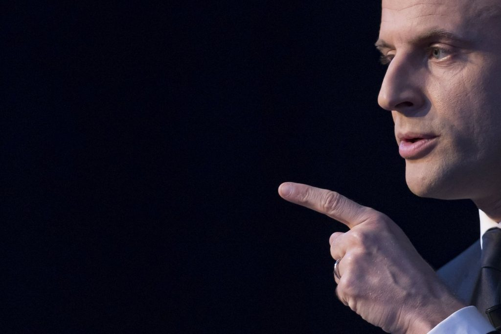Emmnuel Macron