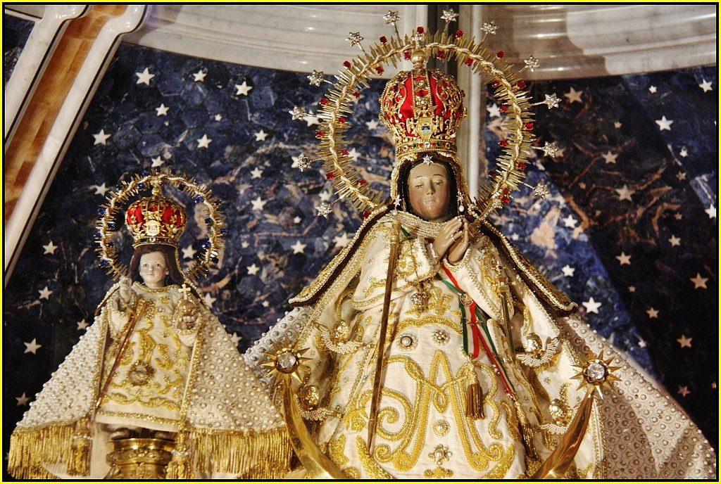Virgen de El Pueblito