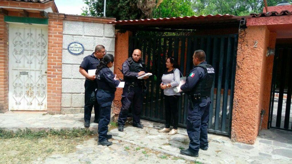Policias Tequisquiapan