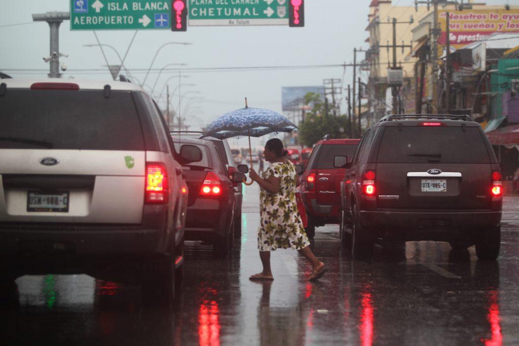 SE PRONOSTICAN TORMENTAS INTENSAS EN EL SURESTE DE MÉXICO