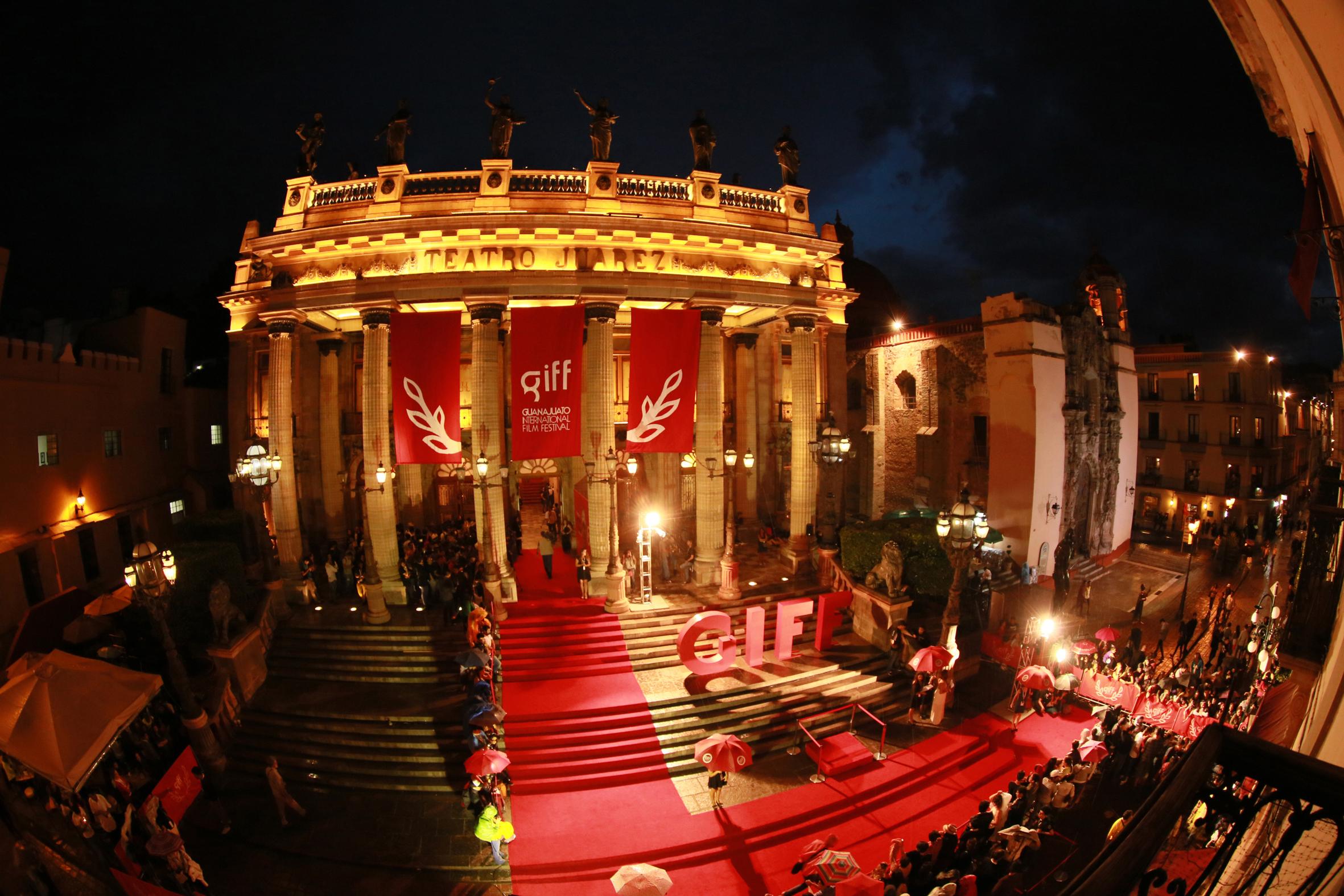 El GIFF, una gran fiesta mexicana del cine