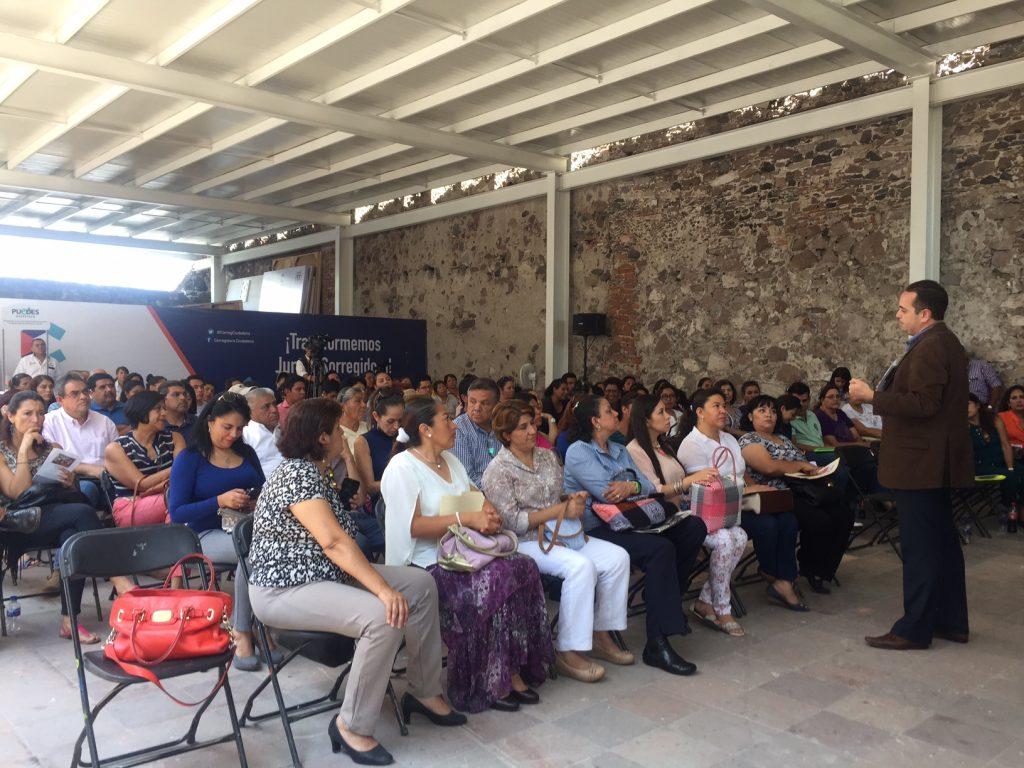 Apoyos a Mipymes Corregidora