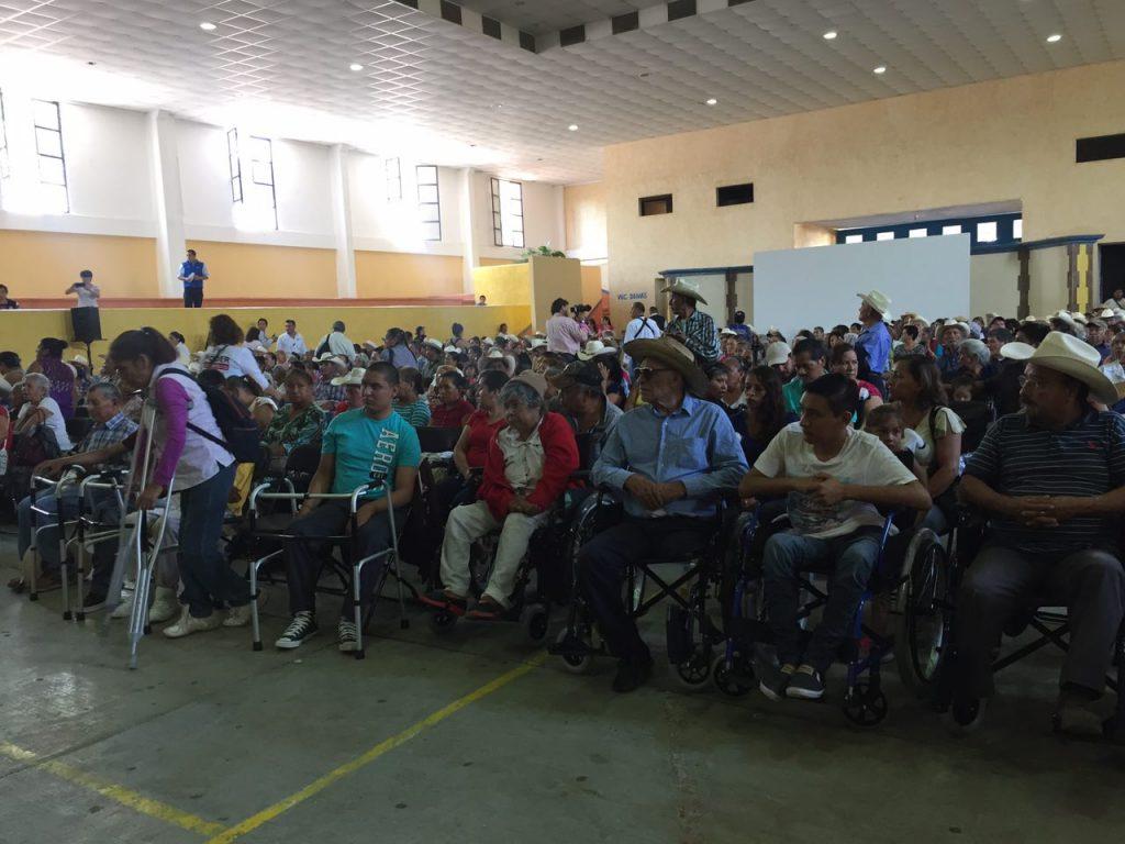 Arranca Karina Castro, gira de trabajo por la Sierra de Querétaro