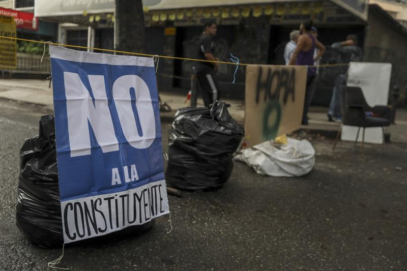 Paro oposicion Venezuela