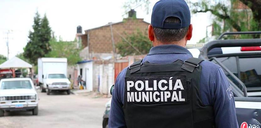 PolicIa Municipal de Querétaro