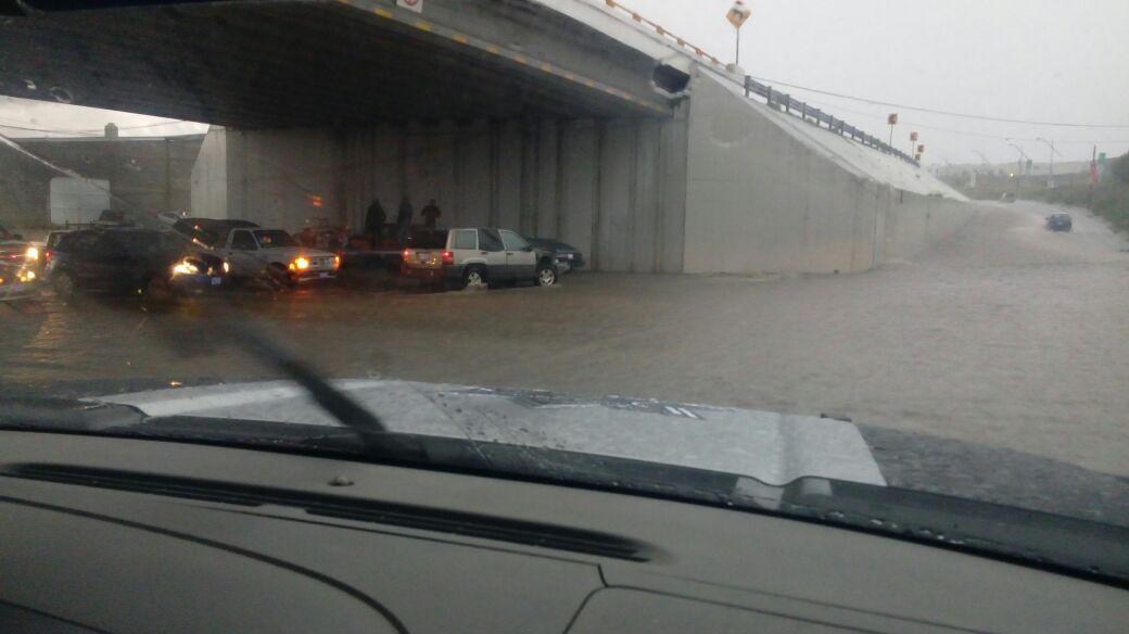Asegura AMLO que mantiene colaboración estrecha con Qro por lluvias