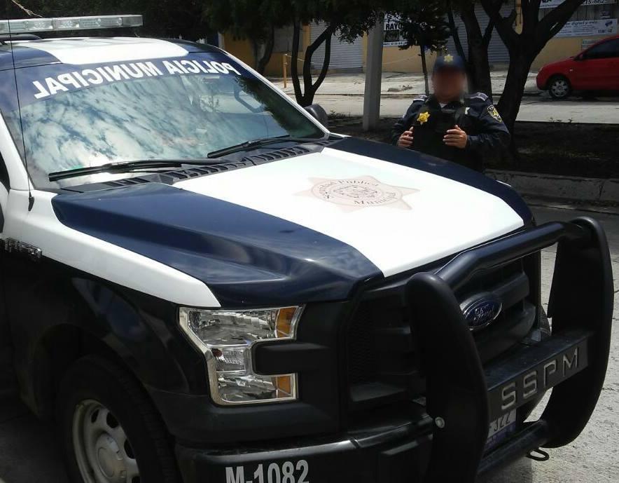 Policía Querétaro