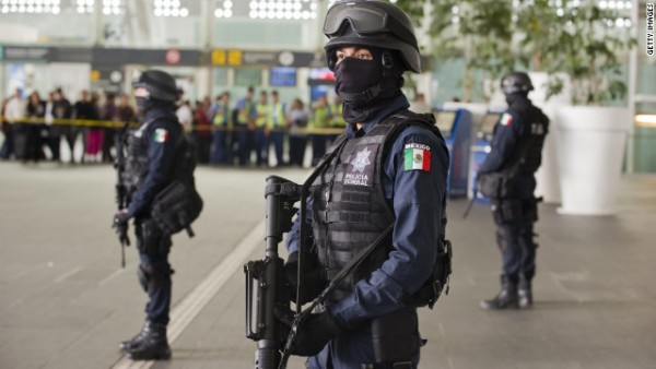 Por cada 100 mil poblanos hay 169 policías: Inegi