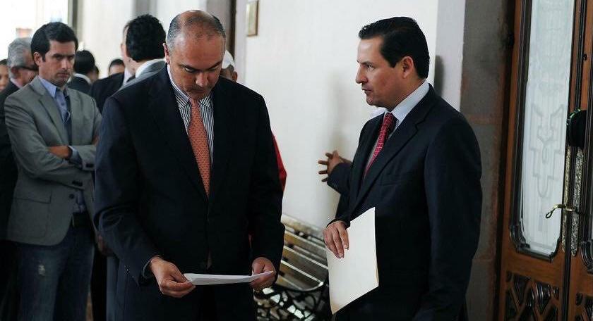 Libre bajo fianza el exvocero de Calzada
