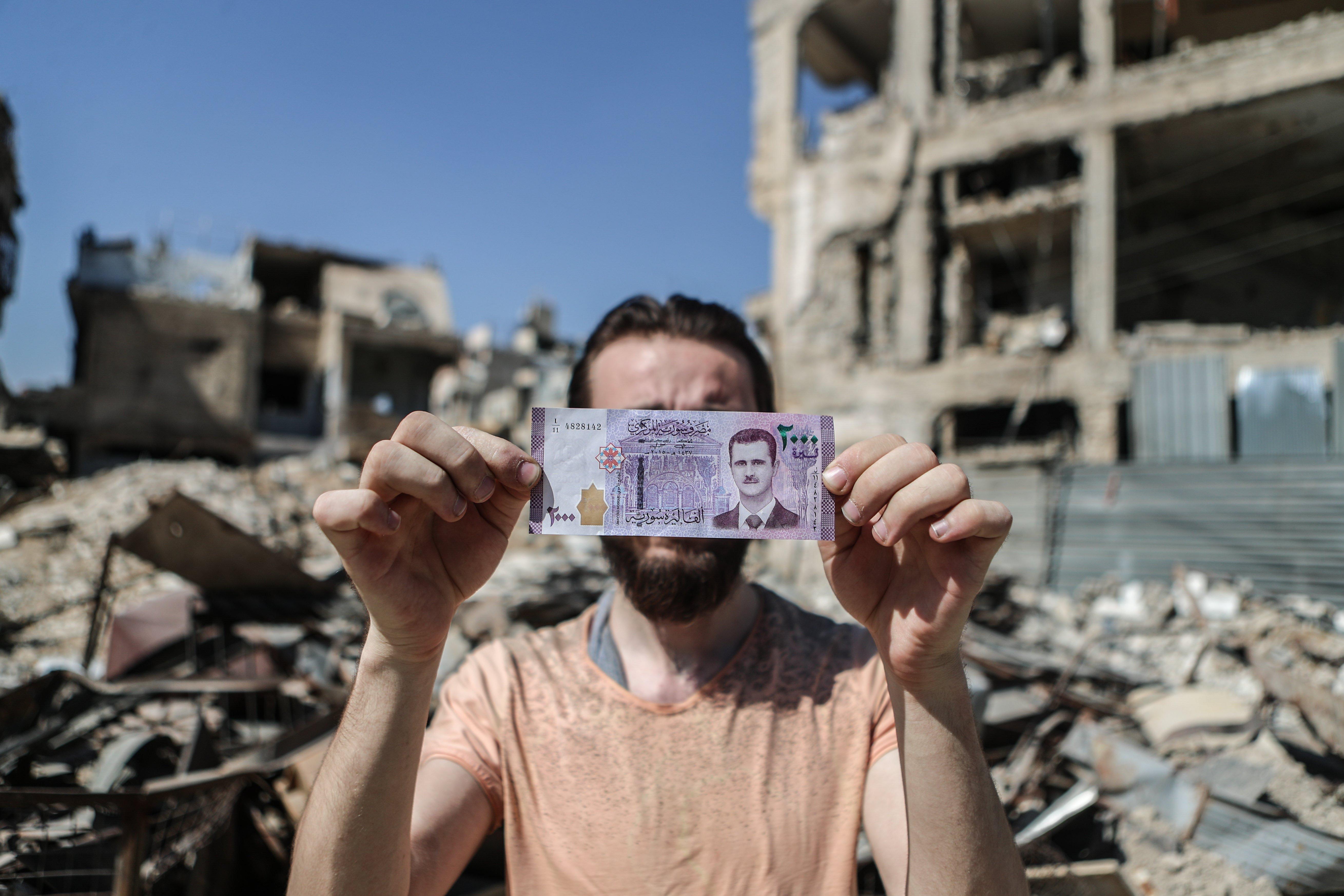 Geopolítica y guerra: seis años de conflicto armado en Siria