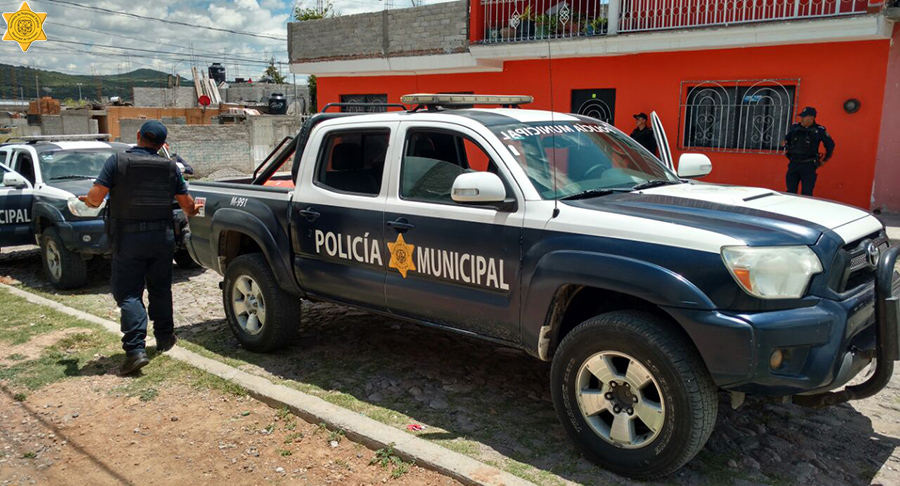 policia municipal qro