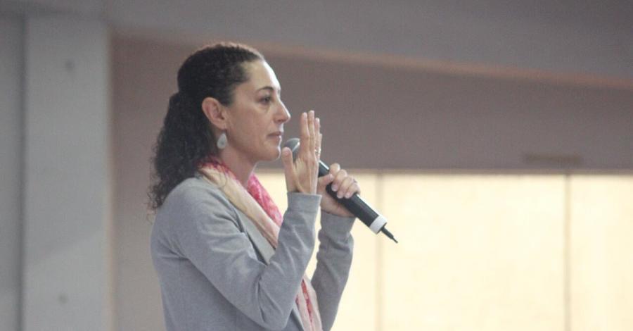 Ganadora de encuesta de Morena fue Claudia Sheinbaum : Mario Delgado