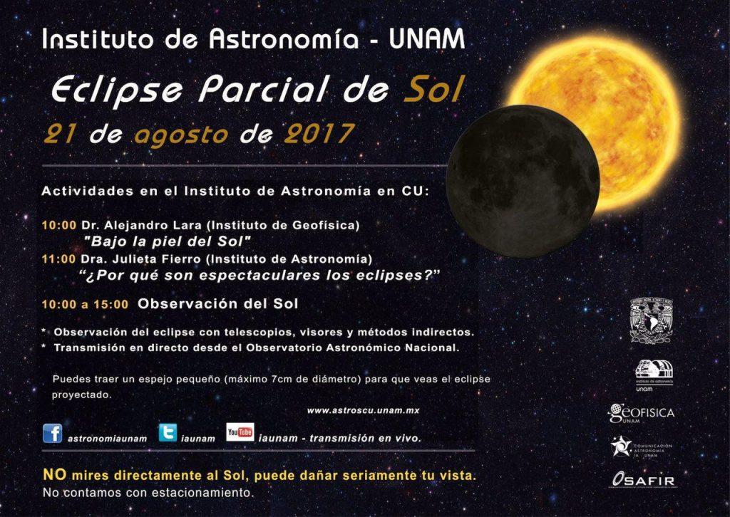 ¡Cómo ver el eclipse con sólo 20 pesos!