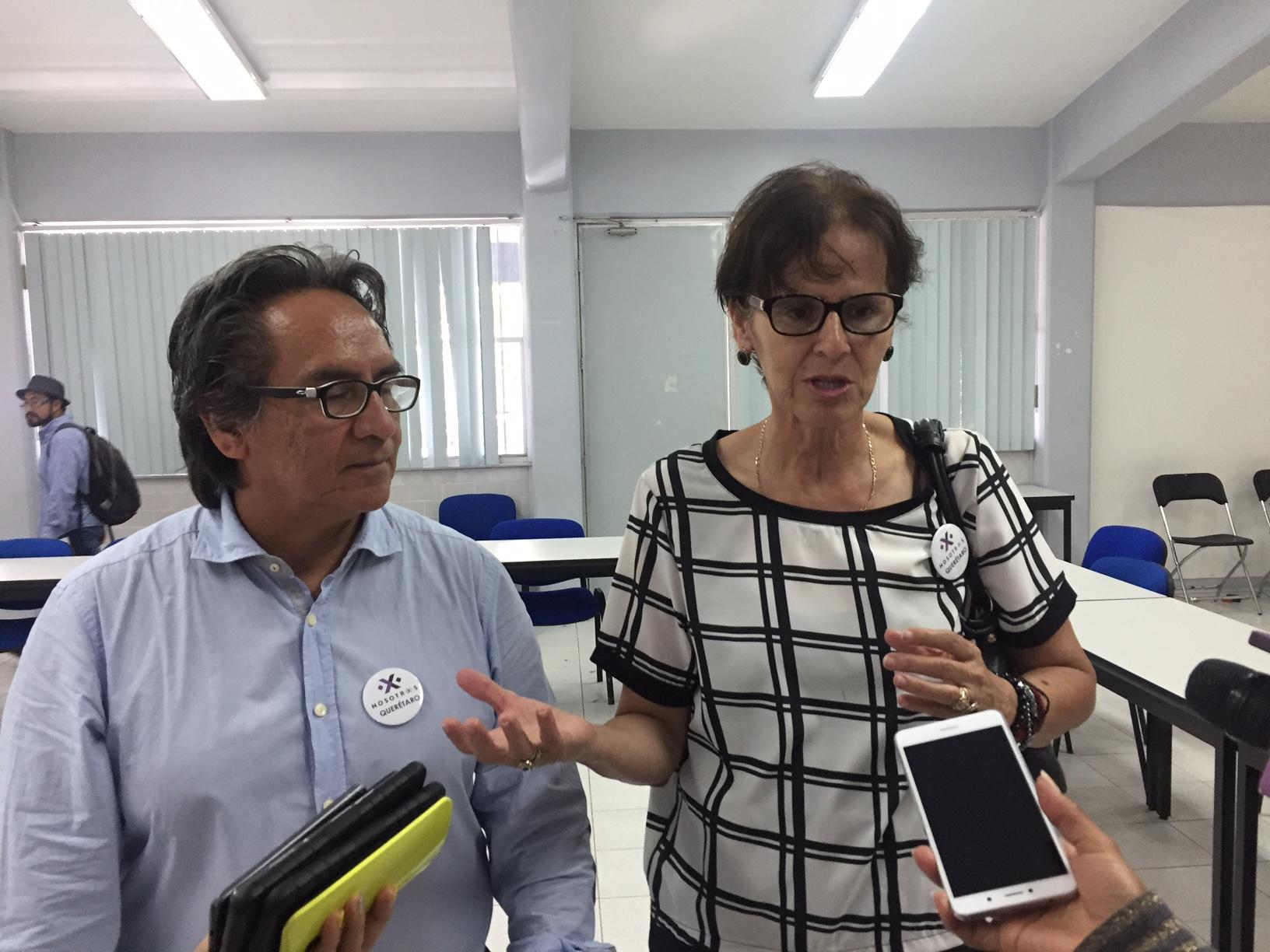 """Arranca en Querétaro el movimiento ciudadano """"Nosotrxs"""""""