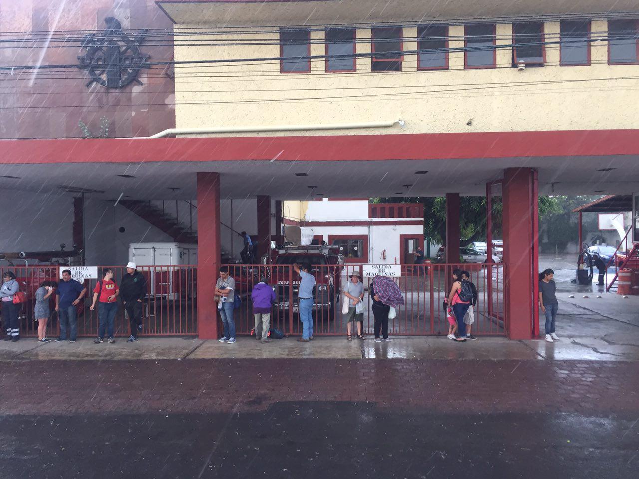 Pronostica SMN lluvias fuertes para Querétaro este viernes